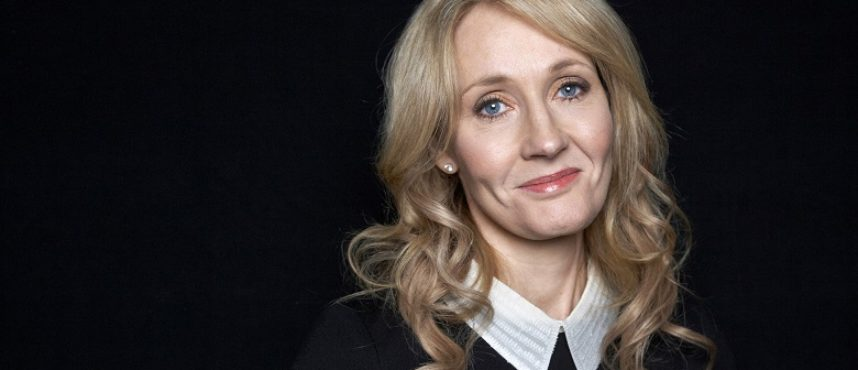 JK Rowling reveals what she wishes she'd been told when she was writing Harry Potter