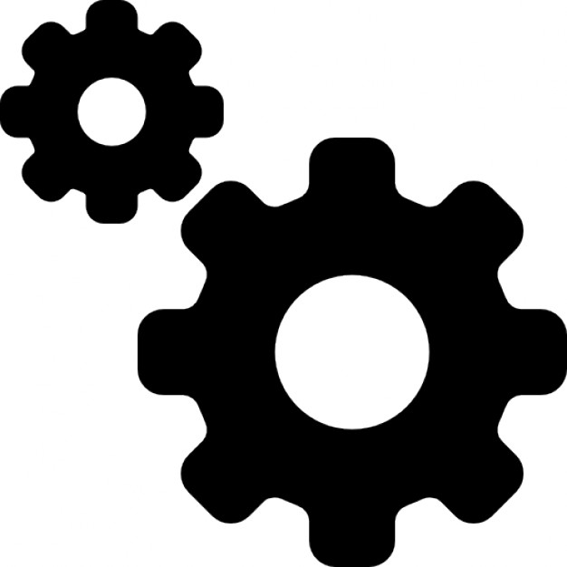 settings-interface-symbol-of-two-gears-of-different-sizes_318-61423