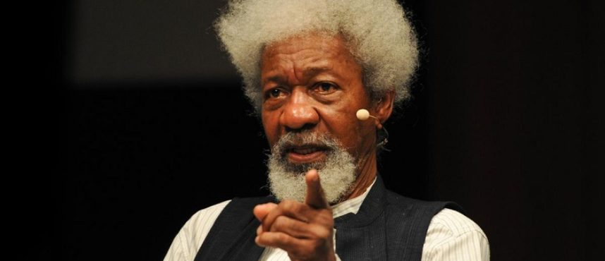 Wole Soyinka Interview on Charlie Rose